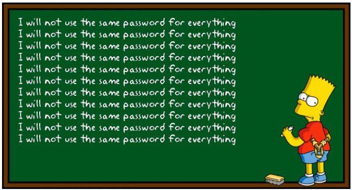 6 modi in cui le password non superano i test di sicurezza di base